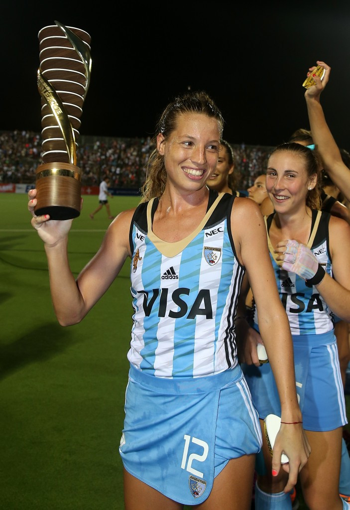 Argentina ace among nominees for FIH Hockey Stars awards