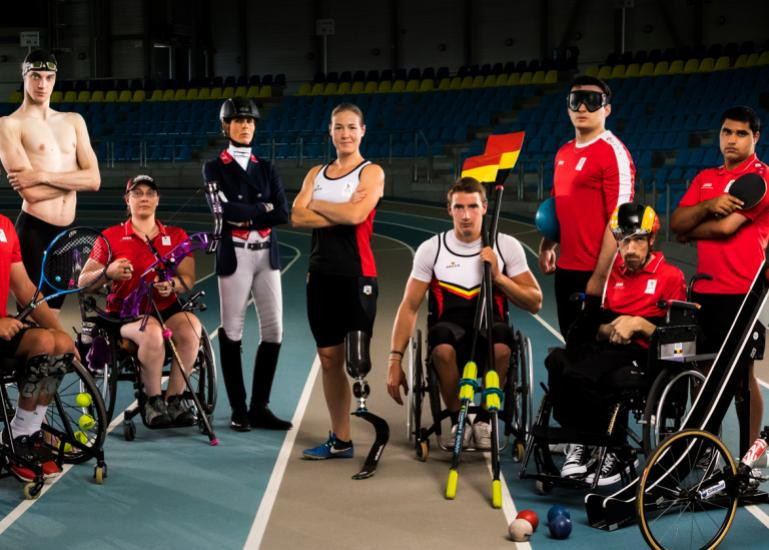 The Belgian Paralympic Committee has shared an inspirational video of its athletes amid the coronavirus pandemic ©Belgium Paralympic Committee