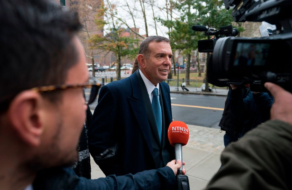 Judge denies former FIFA vice-president compassionate release from prison