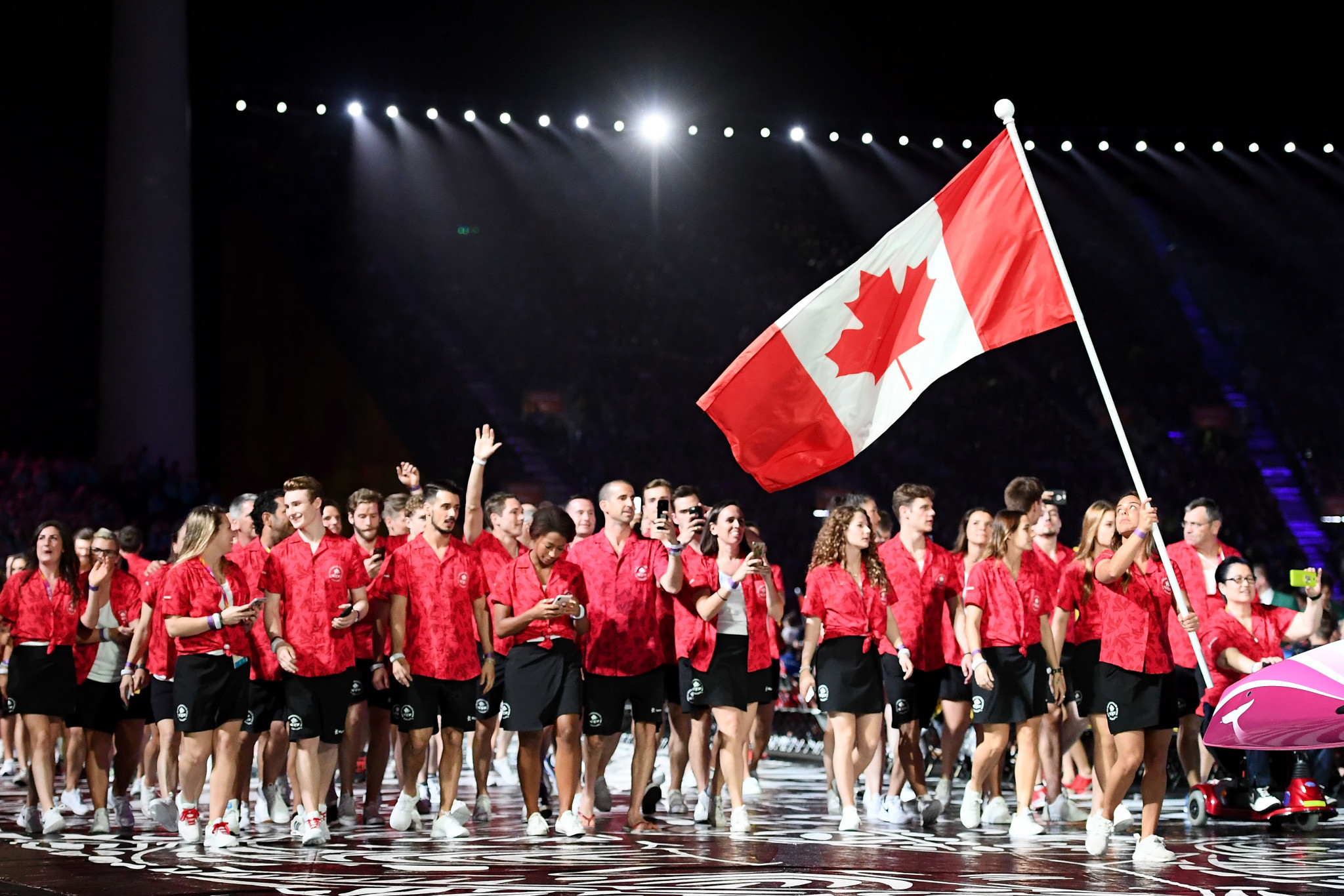 Canada is in pole position to host the 2016 Commonwealth Games ©Getty Images
