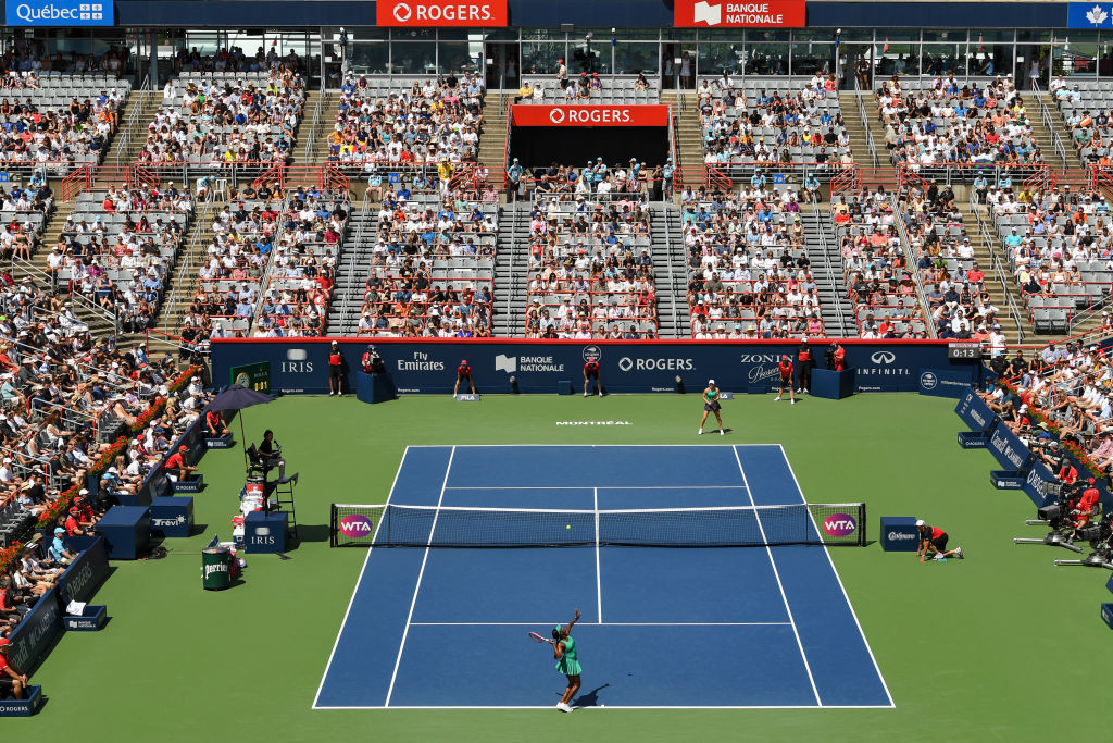 COVID-19 pandemic forces postponement of women's Rogers Cup in Montreal
