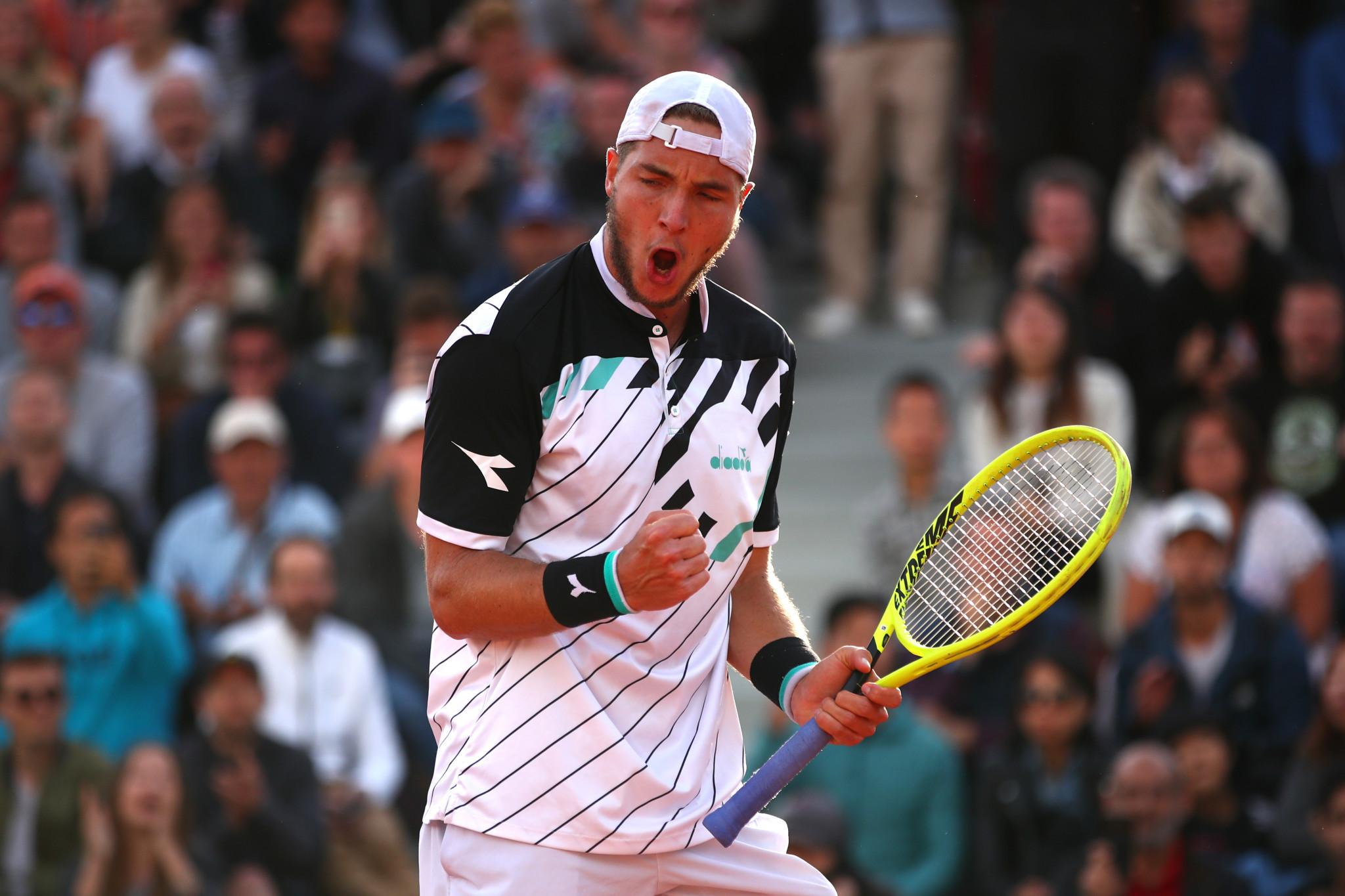 German tennis player Struff given permit to train during coronavirus crisis