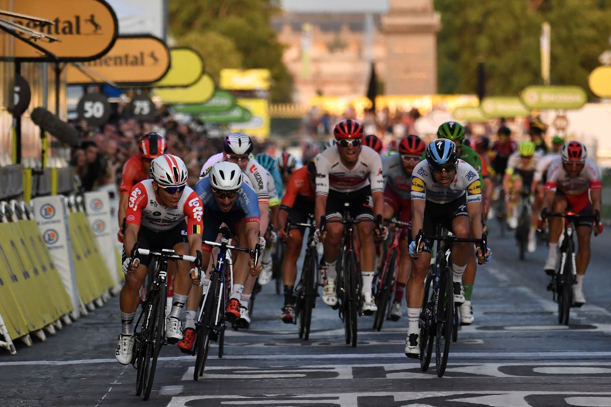 Postponement of the Tour de France is reportedly being considered ©Getty Images