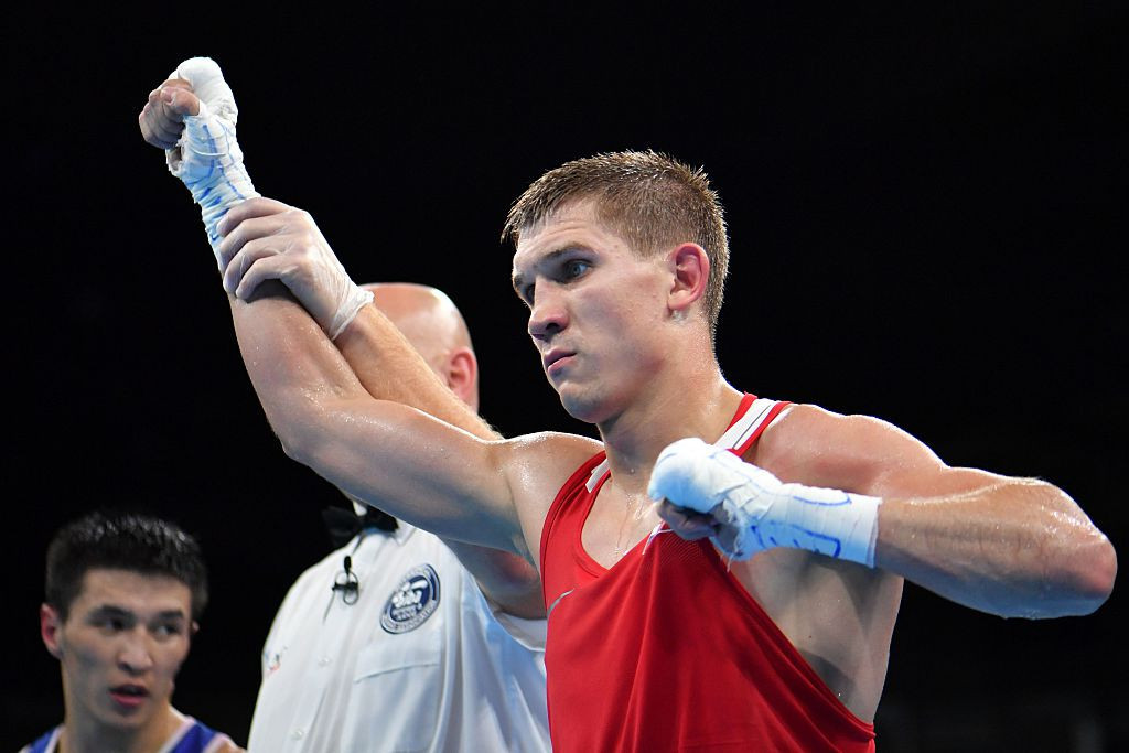 Olympic bronze medallist Dunaytsev calls time on boxing career