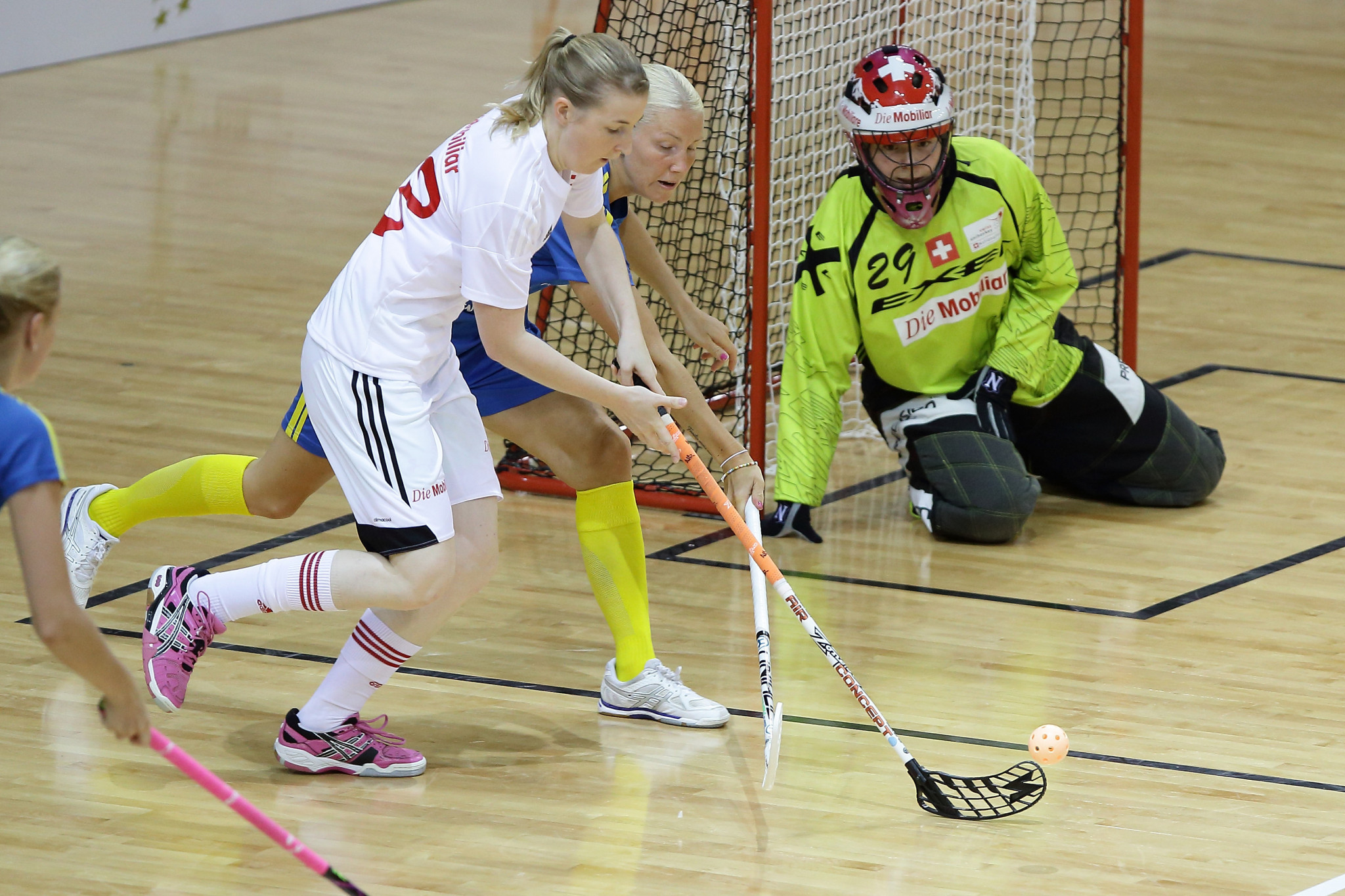 Floorball task force finalise first draft of future strategy for next year