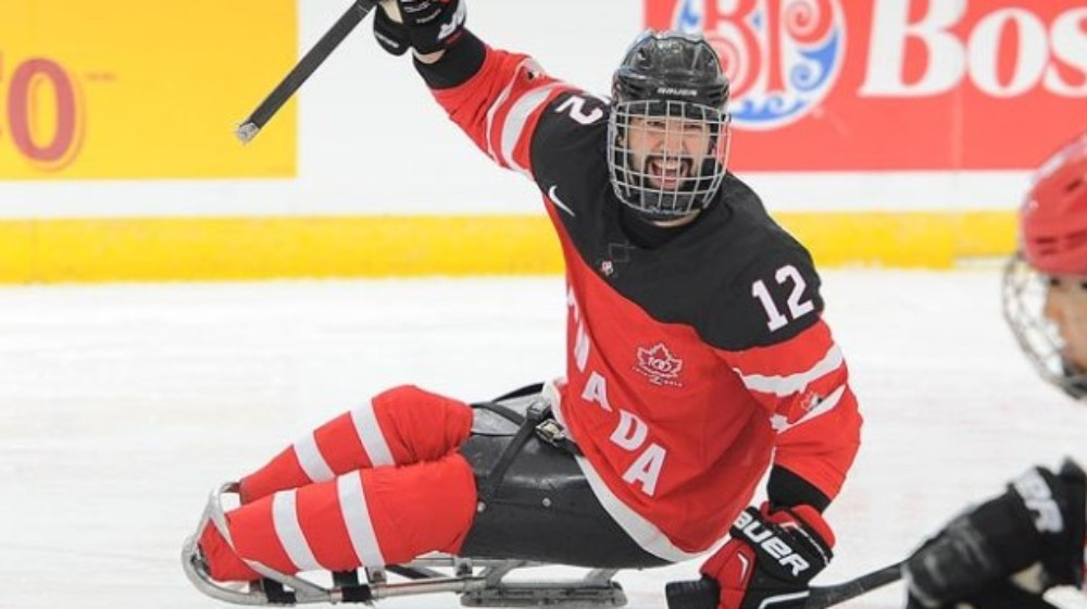 Canada cruise past Italy to win Torino 2015 international sledge hockey tournament