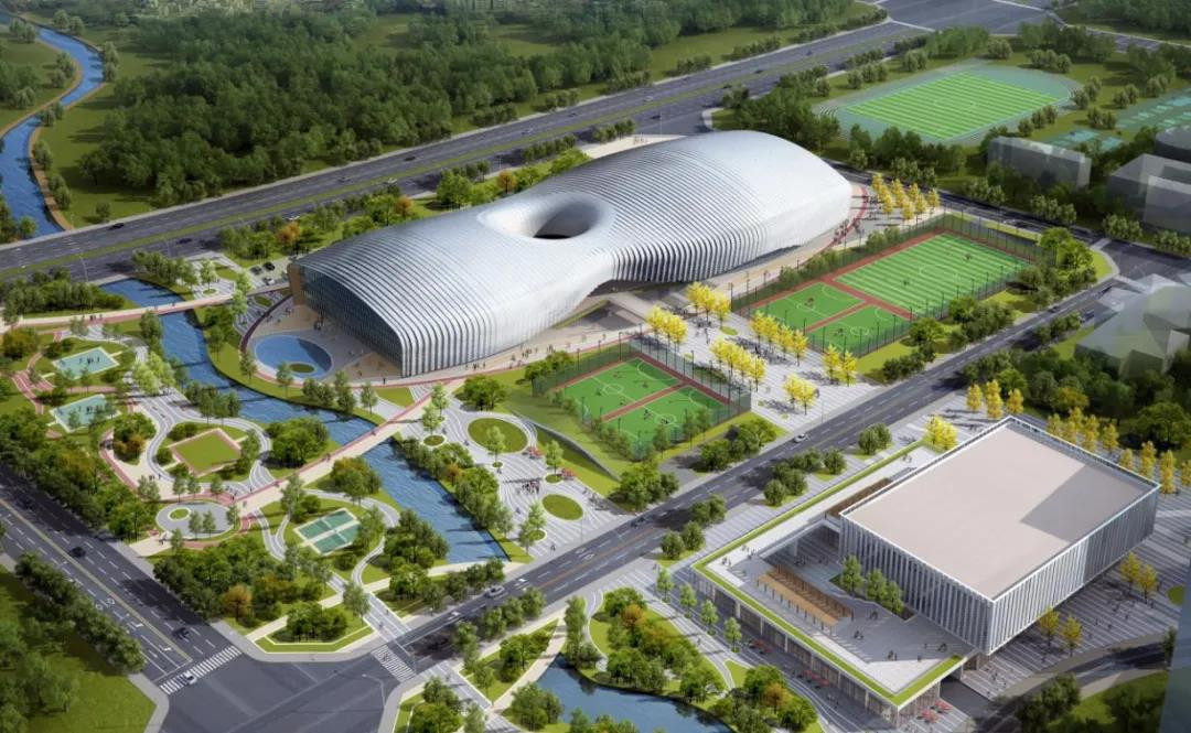 Construction of Chengdu 2021 connected arenas fast-tracked to meet deadline