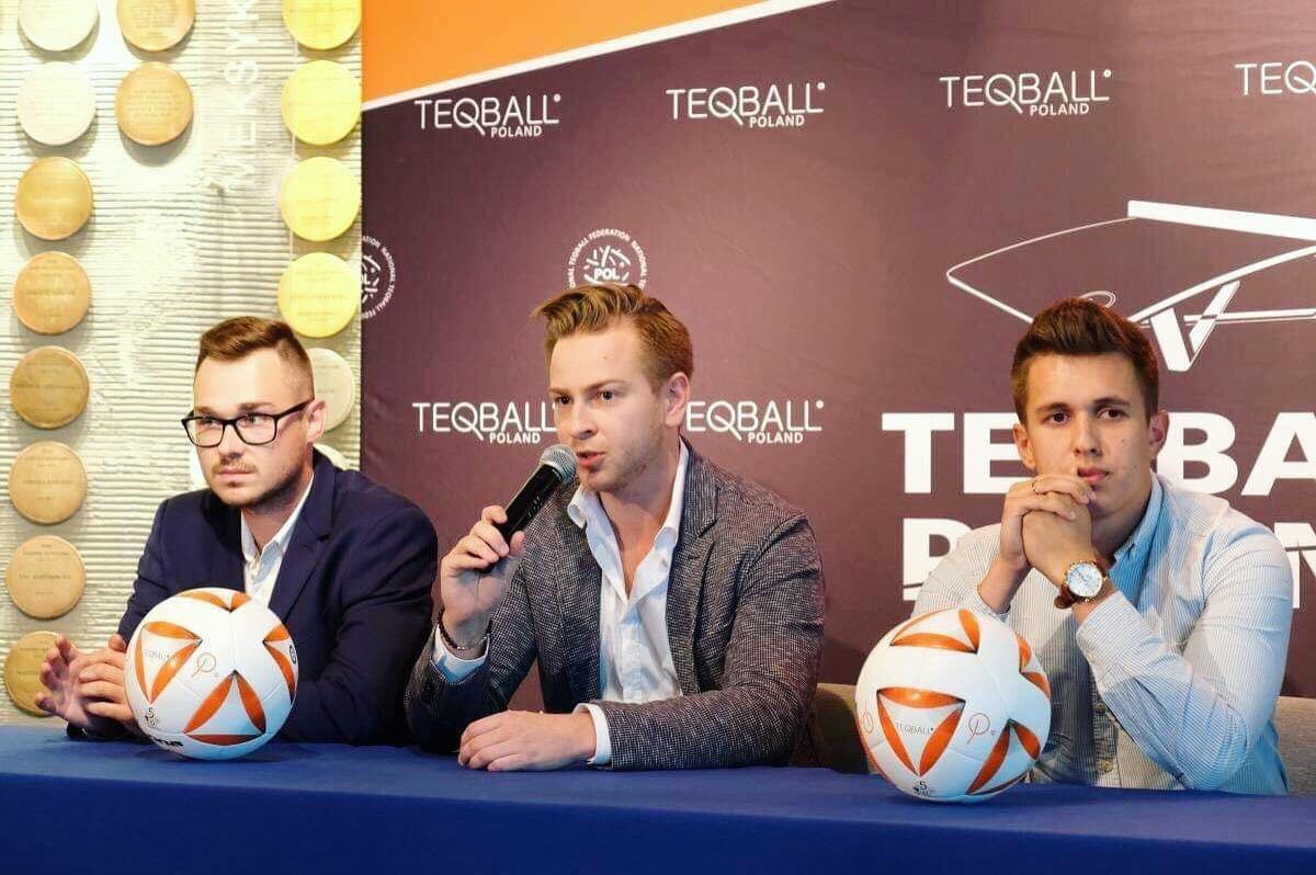 Polish Teqball look to develop Para-version in future