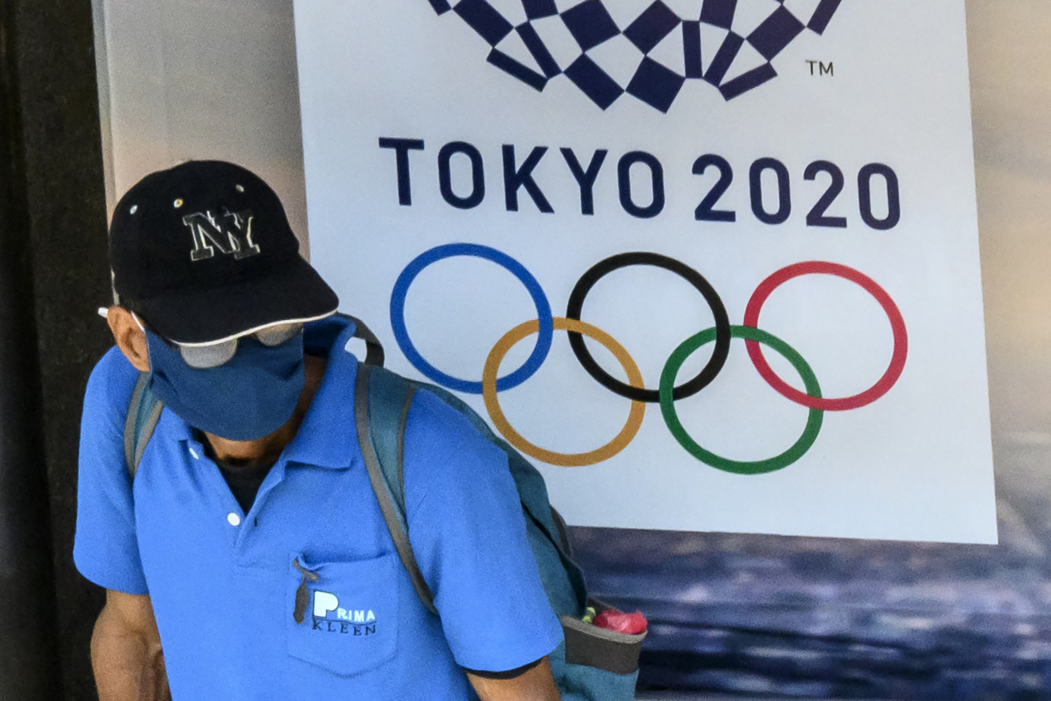 "Tokyo 2020 revealed they are ""purely working"" on the rescheduled Olympic and Paralympic Games, suggesting there is no alternative plan if the pandemic is still an issue next year ©Getty Images"