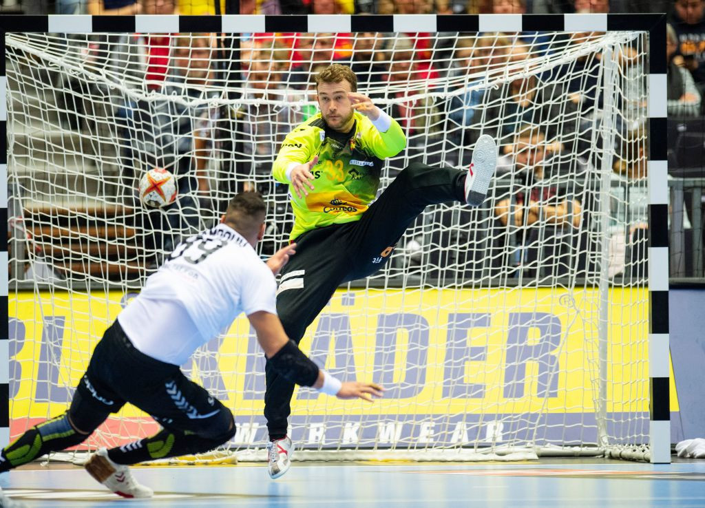 The new logo will be the face of the CAHB and African handball ©Getty Images