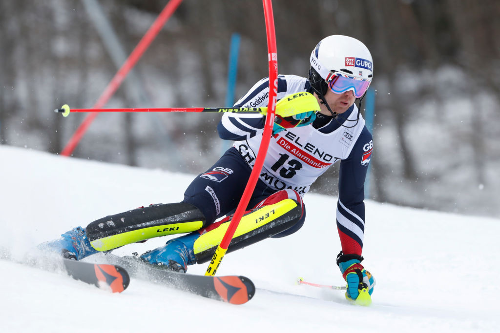 Ryding headlines British Alpine skiing squad for 2020 to 2021 season