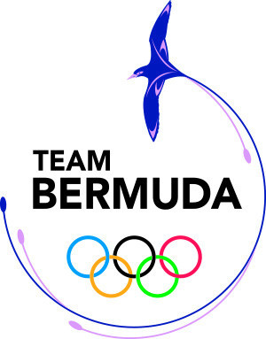 Frederick Ingram was named the winner of the Bermuda Olympic Association logo competition ©BOA