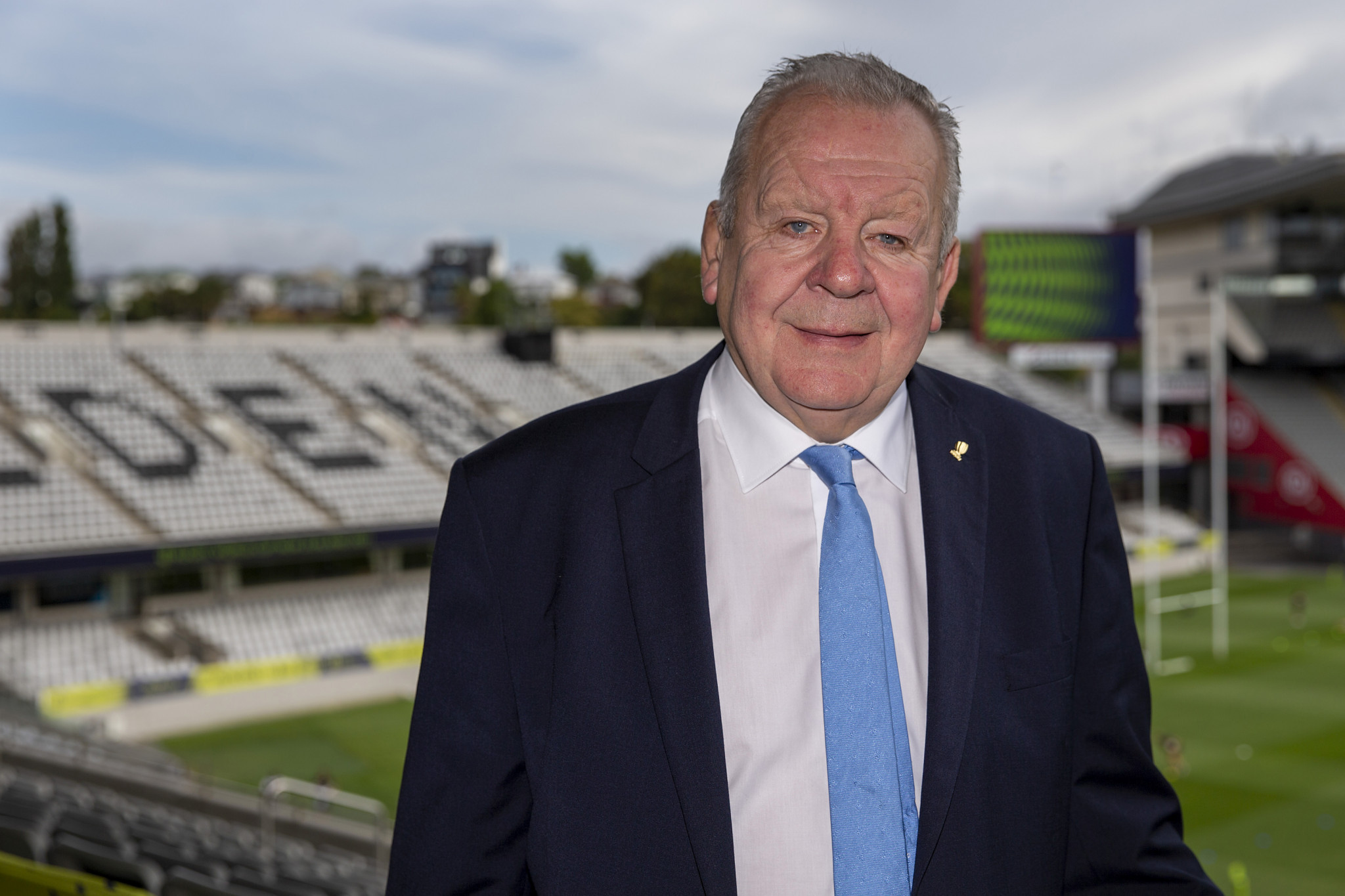 World Rugby President Sir Bill Beaumont outlines re-election manifesto