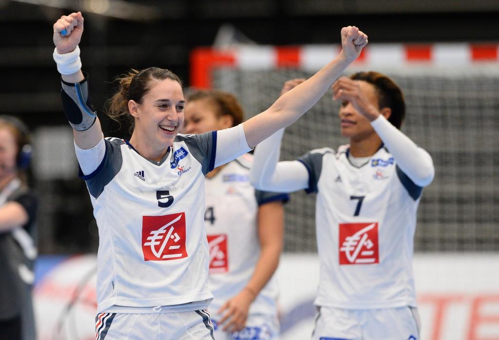 France claim narrow win over Spain to seal Women's World Handball Championship quarter-final spot
