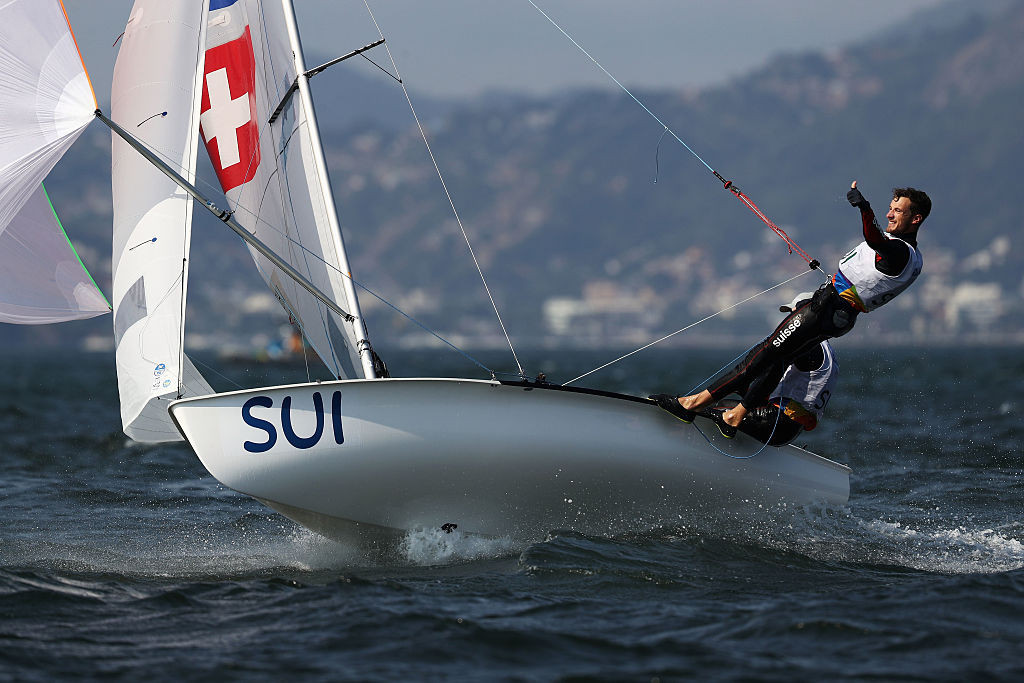 Sailing is among the sports feeling the financial pinch after the Tokyo 2020 Olympics were postponed ©Getty Images