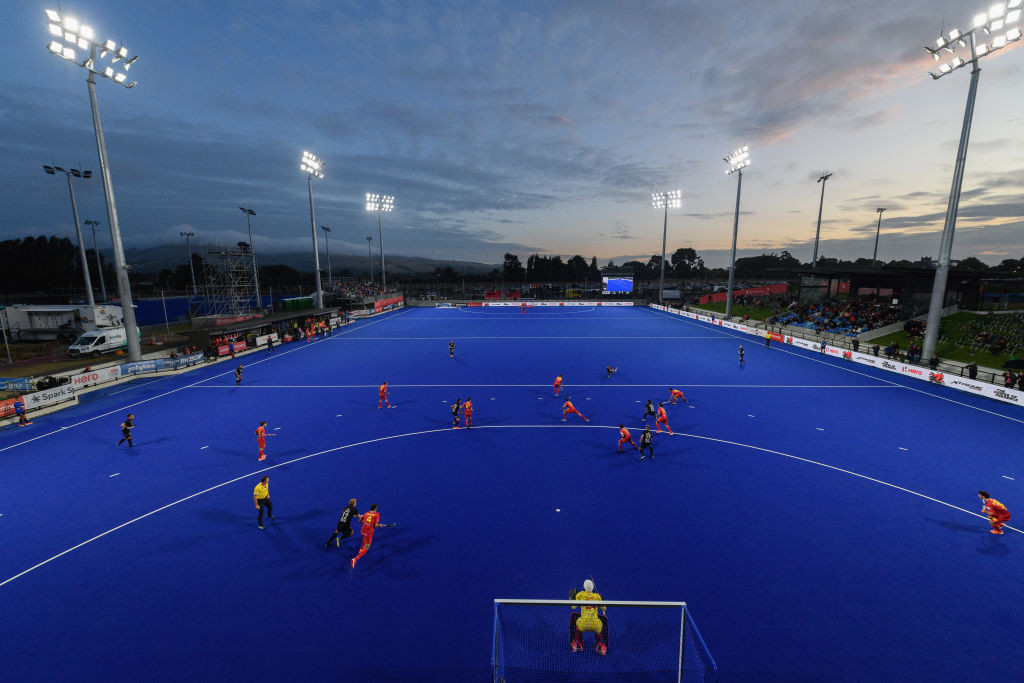Matches in the FIH Hockey Pro League will not resume until July and August ©Getty Images