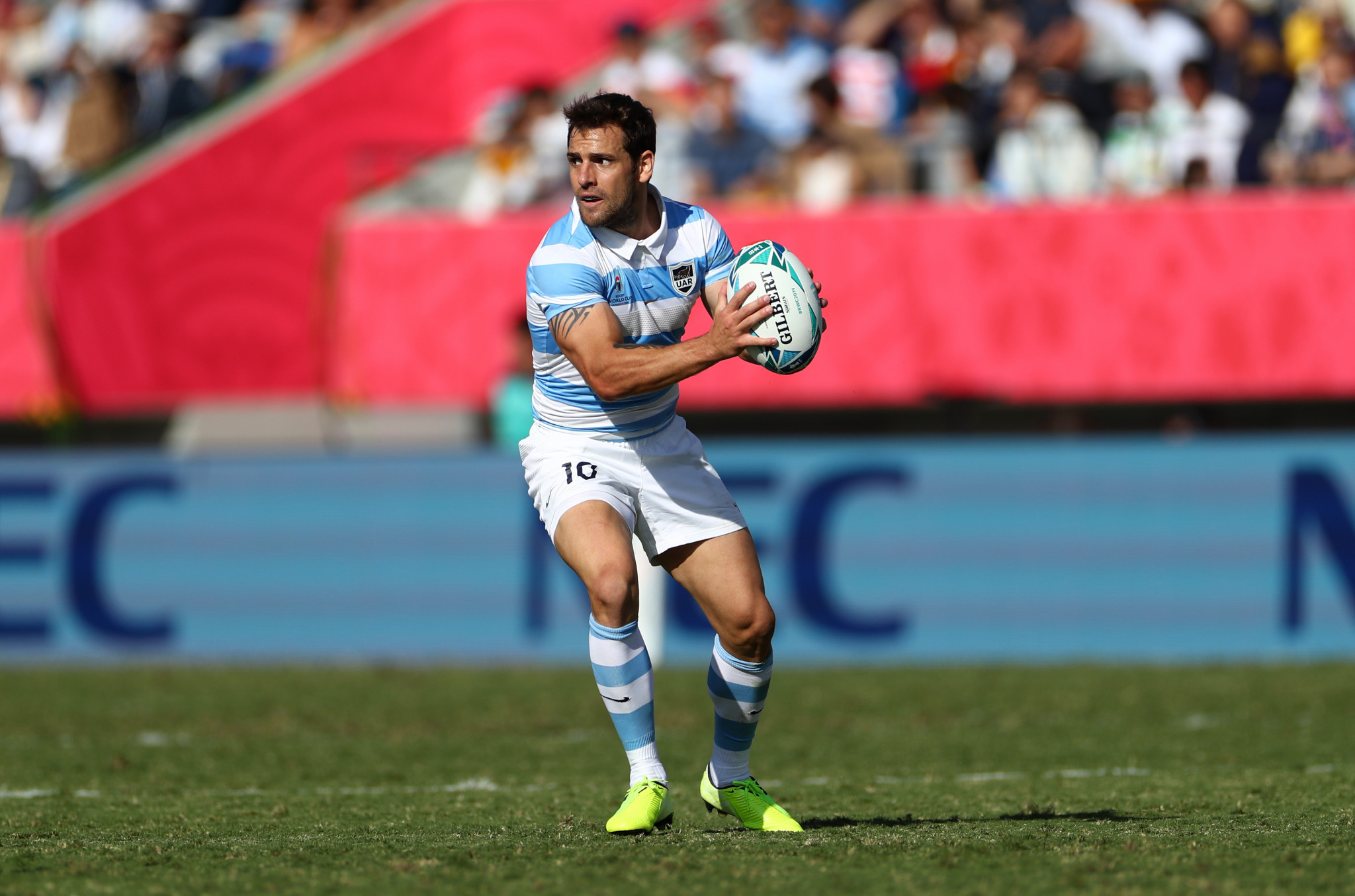 Argentina withdraw 2027 Rugby World Cup bid to strengthen Australian campaign