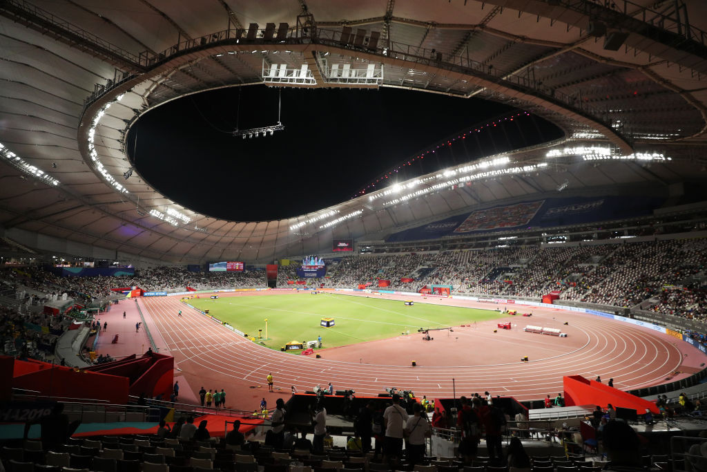 World Athletics has moved its World Championships from 2021 to 2022 in response to the new dates for Tokyo 2020 ©Getty Images