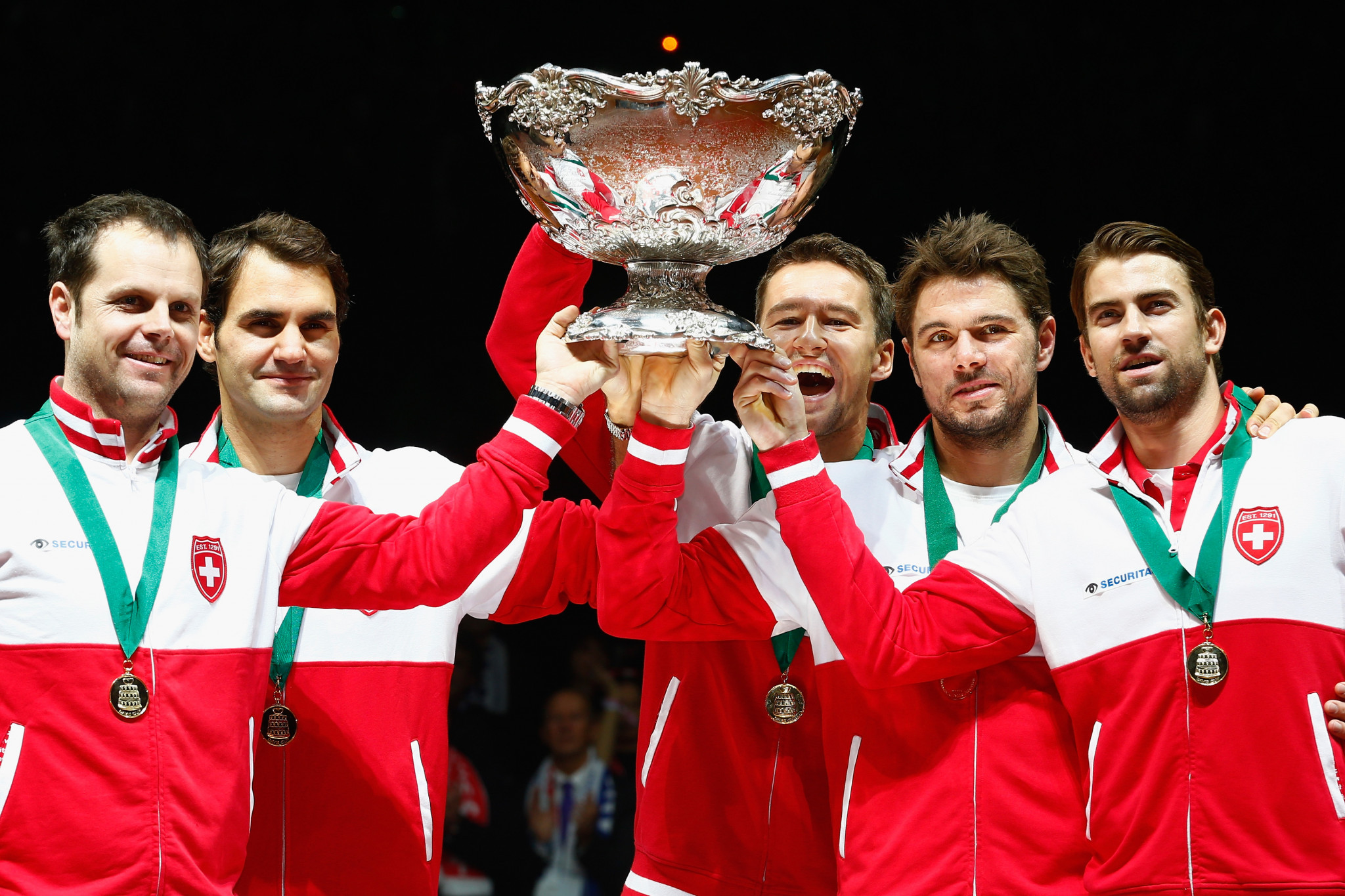 ITF open Fed and Davis Cup video archives in absence of live matches