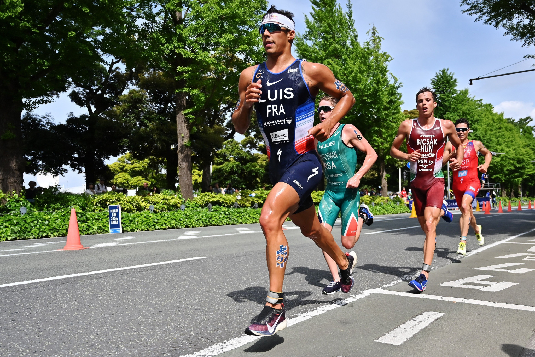 World Triathlon welcomed feedback from federations during the teleconference ©Getty Images