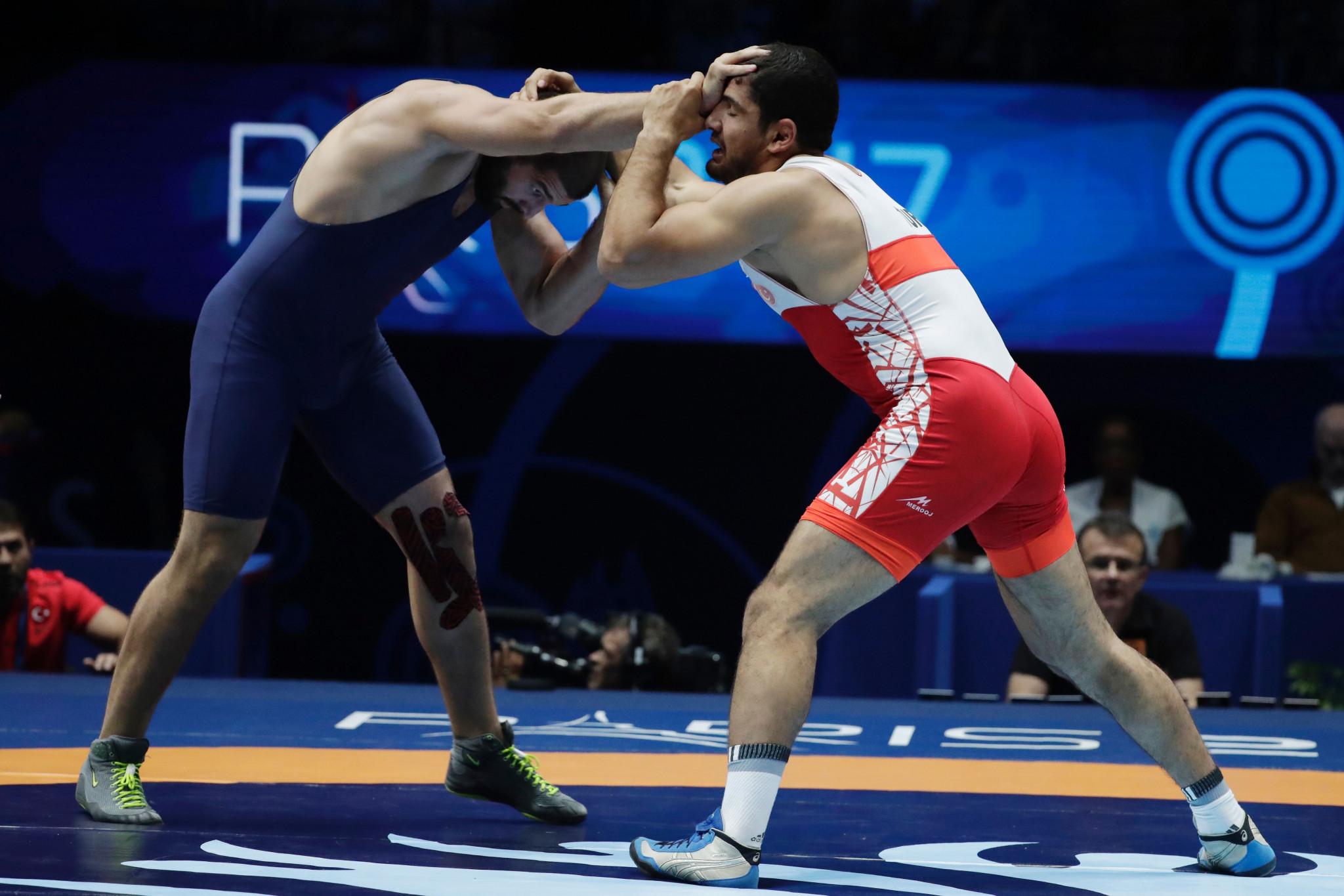 UWW release documentary on rivalry between Akgul and Petriashvili
