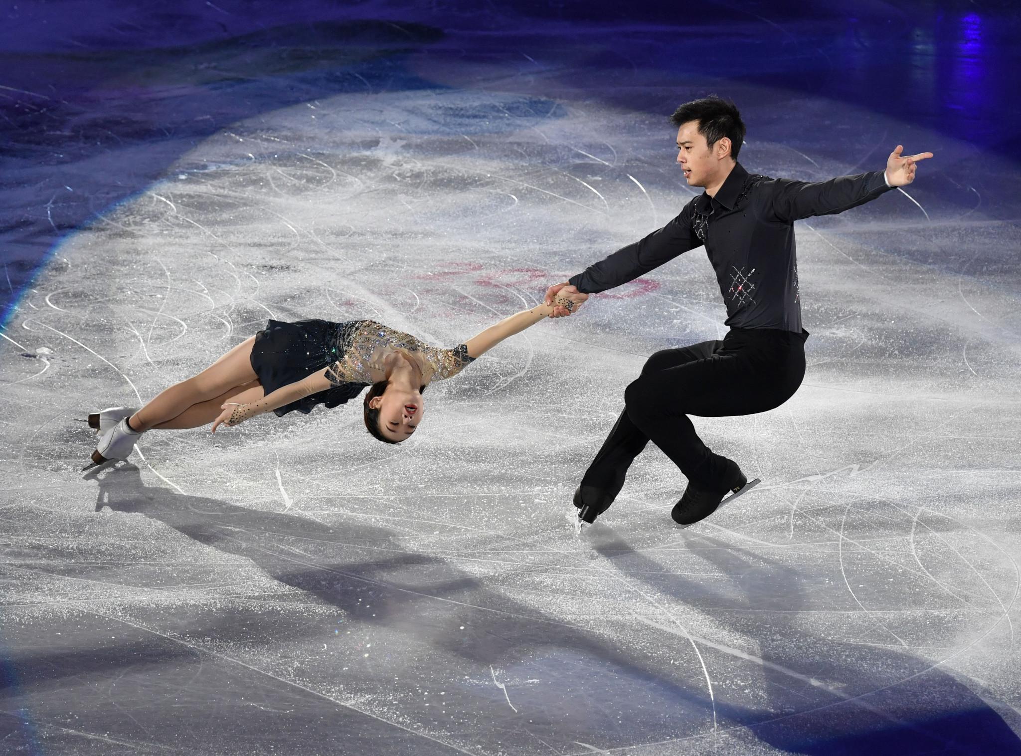 ISU cancels events including World Figure Skating Championships