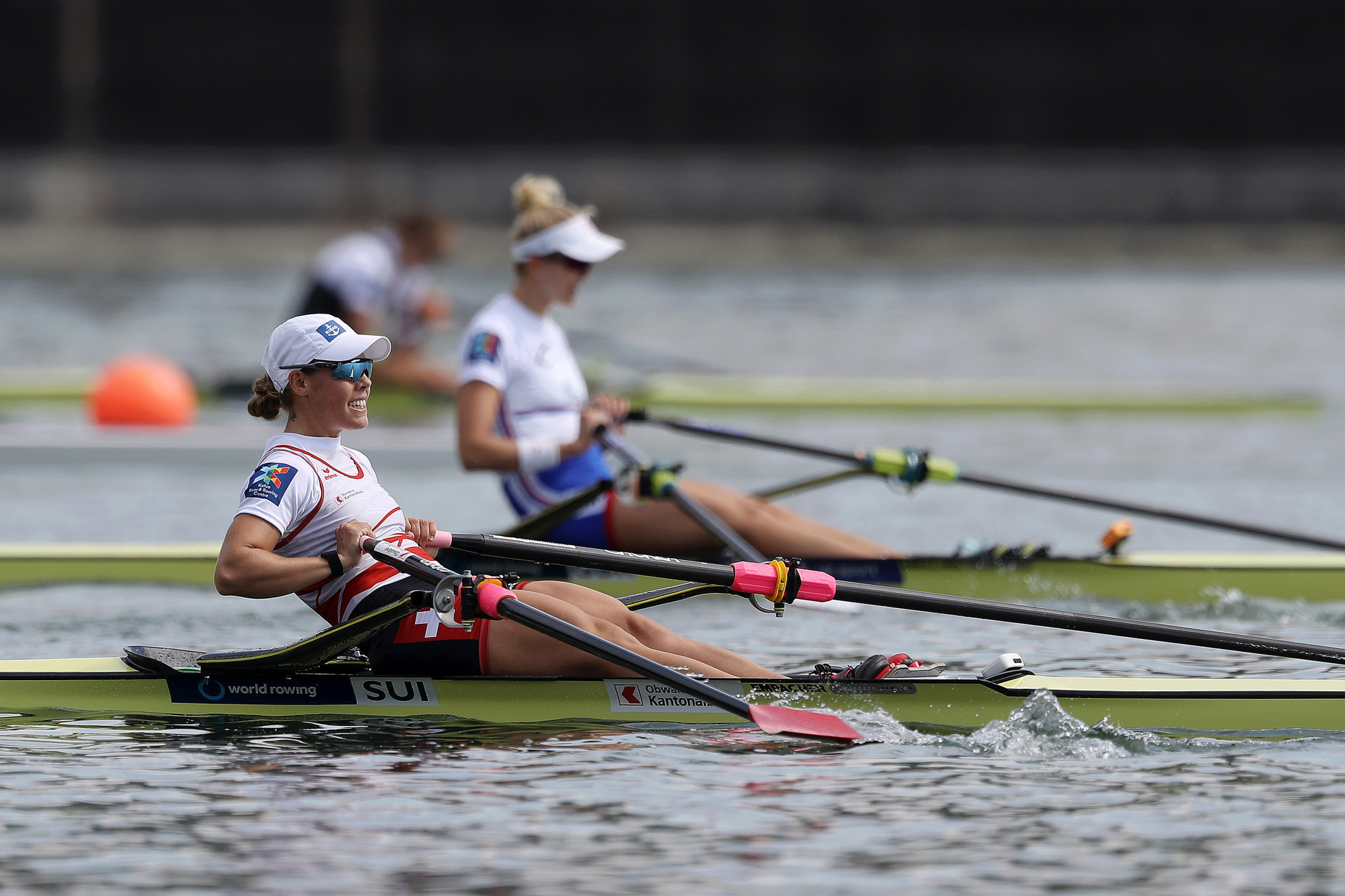 FISA is exploring the possibility of rescheduling the 2021 World Rowing Championships in Shanghai ©Getty Images