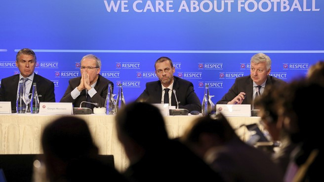 UEFA Executive Committee to discuss how to complete competitions next week