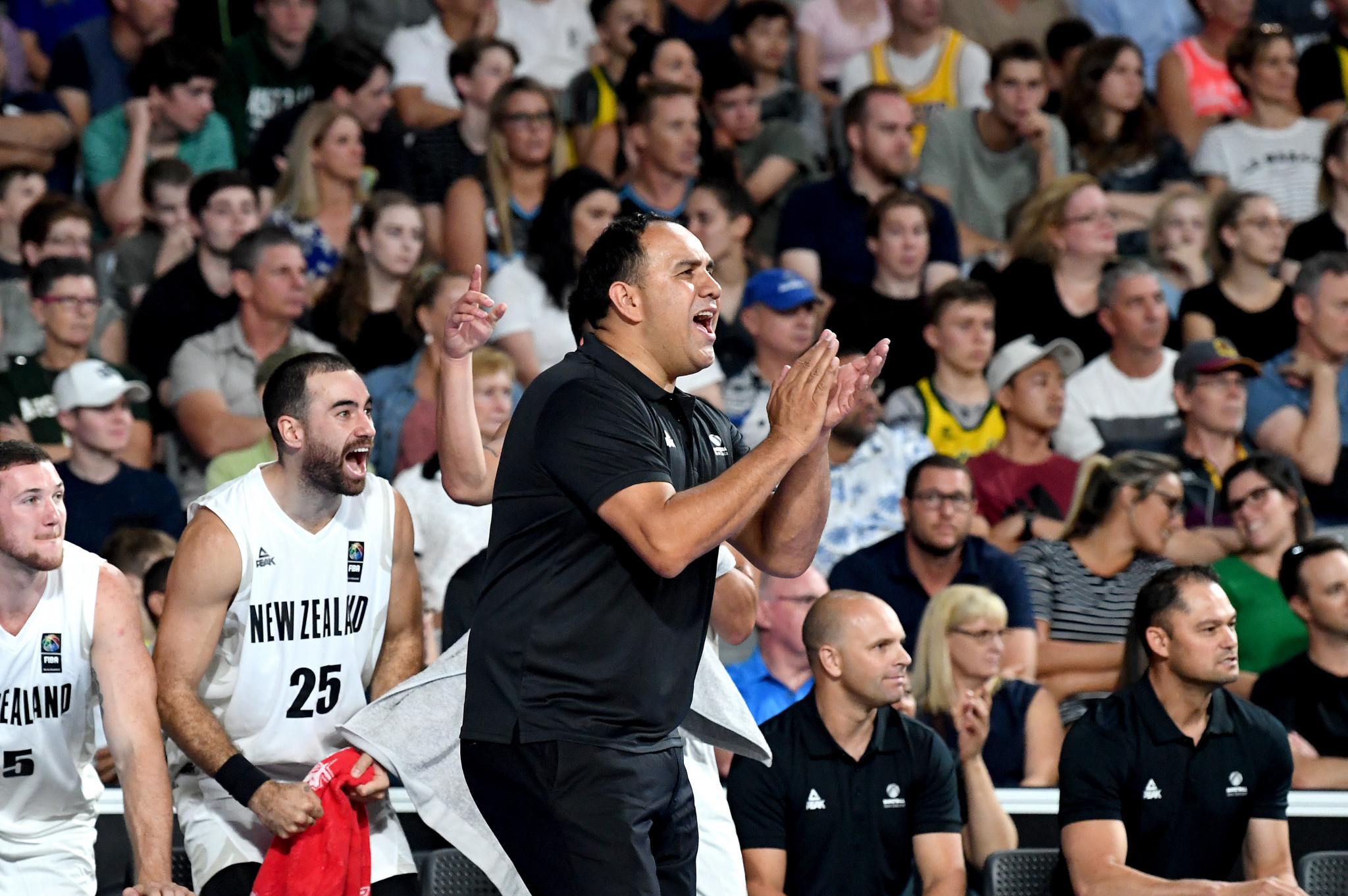 New Zealand basketball staff have contracts extended to new Tokyo 2020 dates