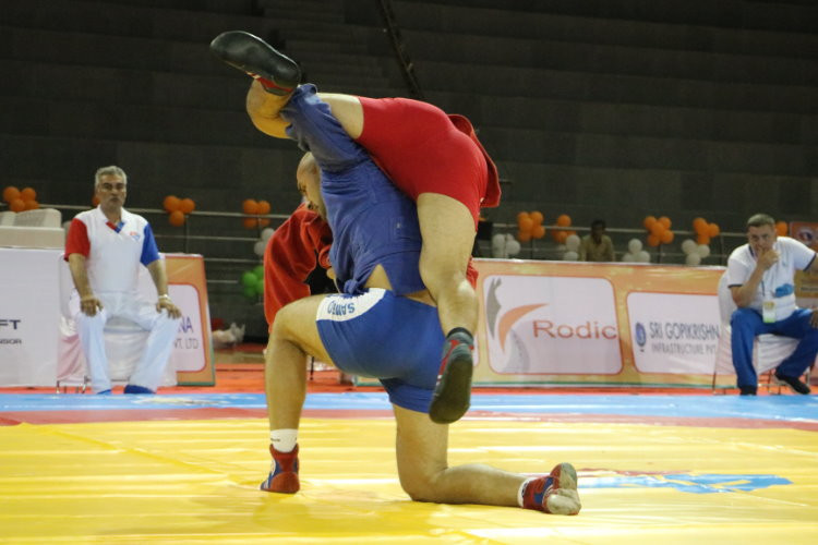 Sambo postpones all competitions indefinitely due to COVID-19
