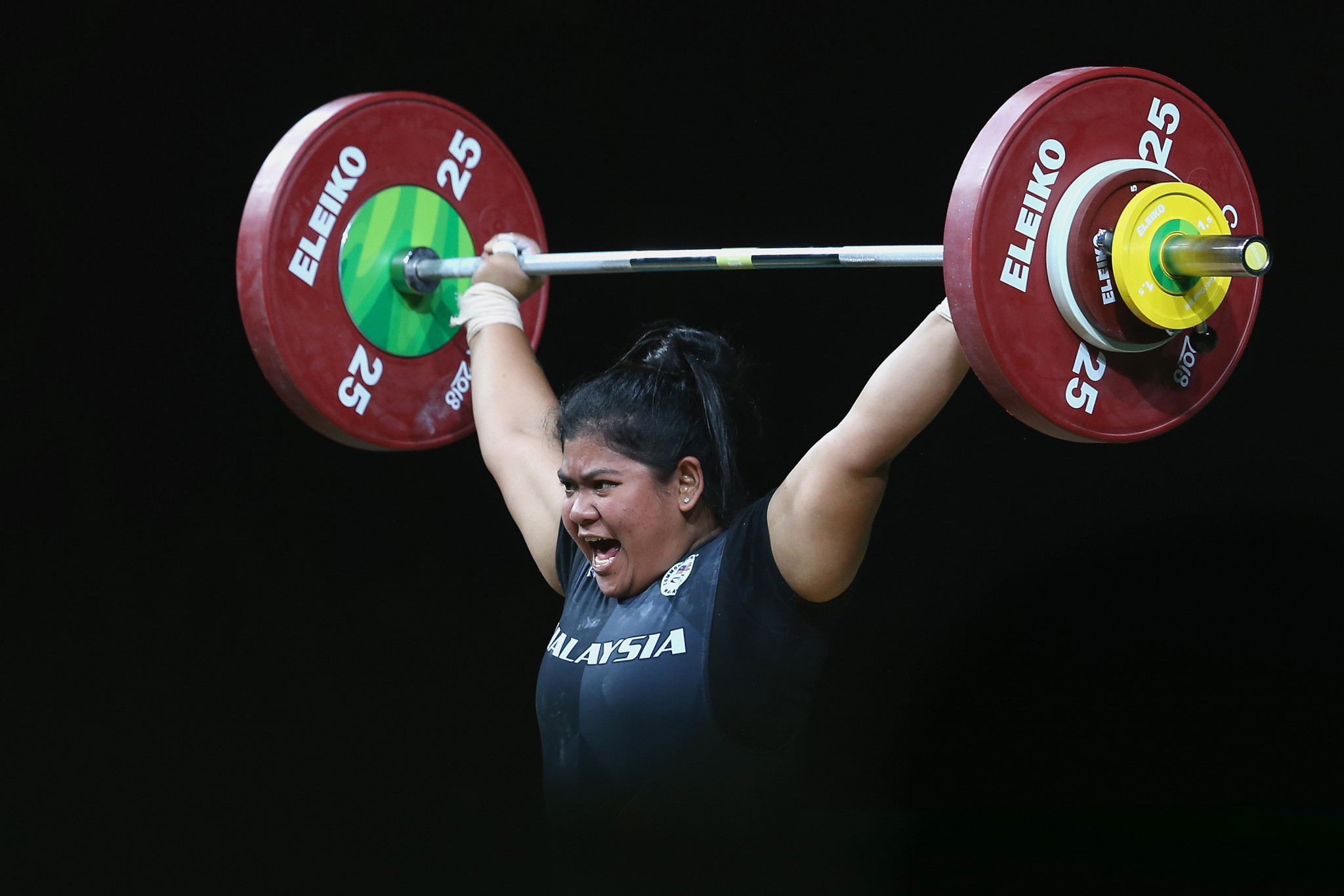 National Sports Council Malaysia pledged to continue elite programmes for weightlifters despite recent sanctions by the International Weightlifting Federation ©Getty Images