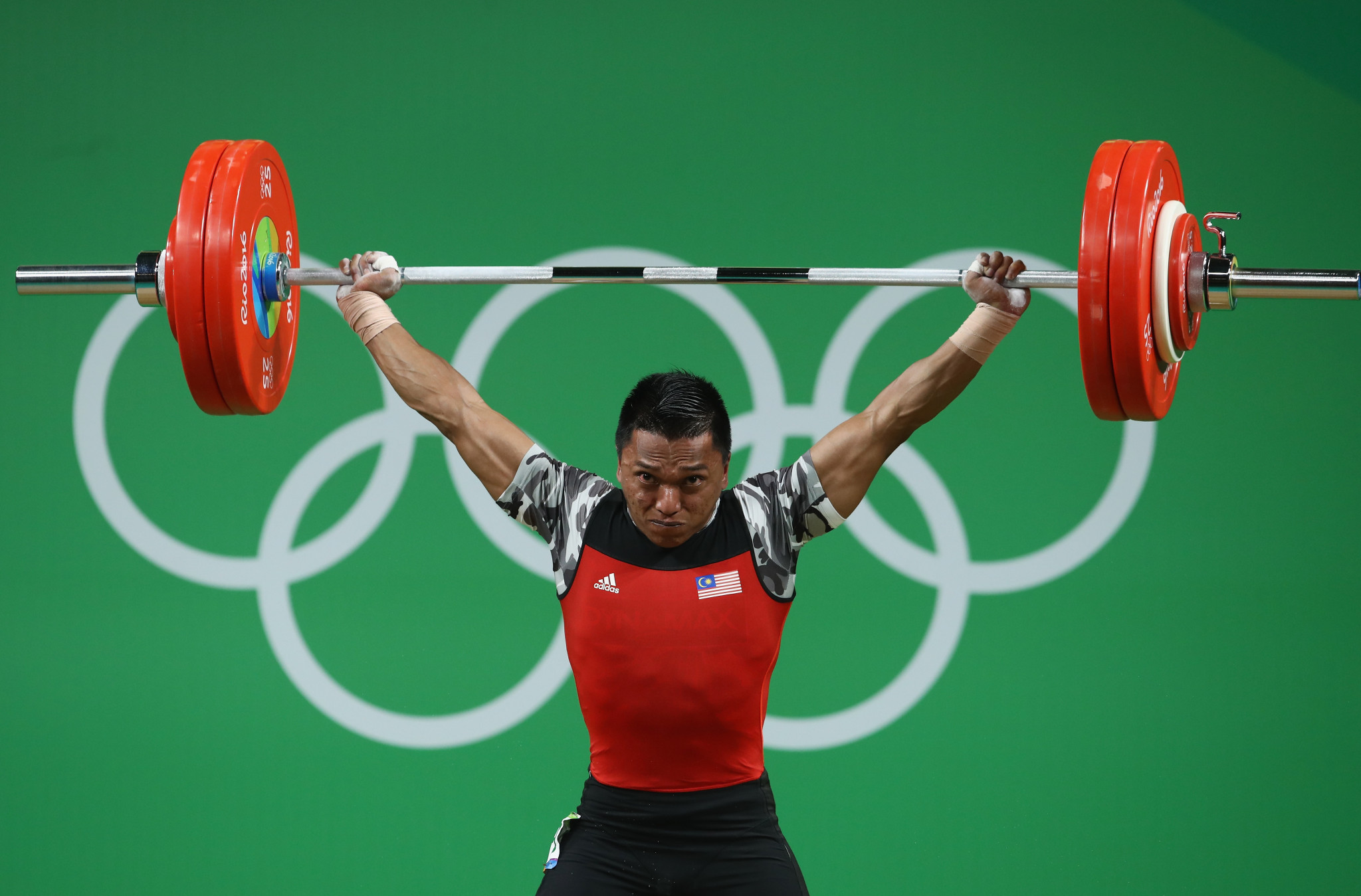 Malaysia are banned from sending weightlifters to the Tokyo 2020 Olympic Games due to multiple doping offences ©Getty Images
