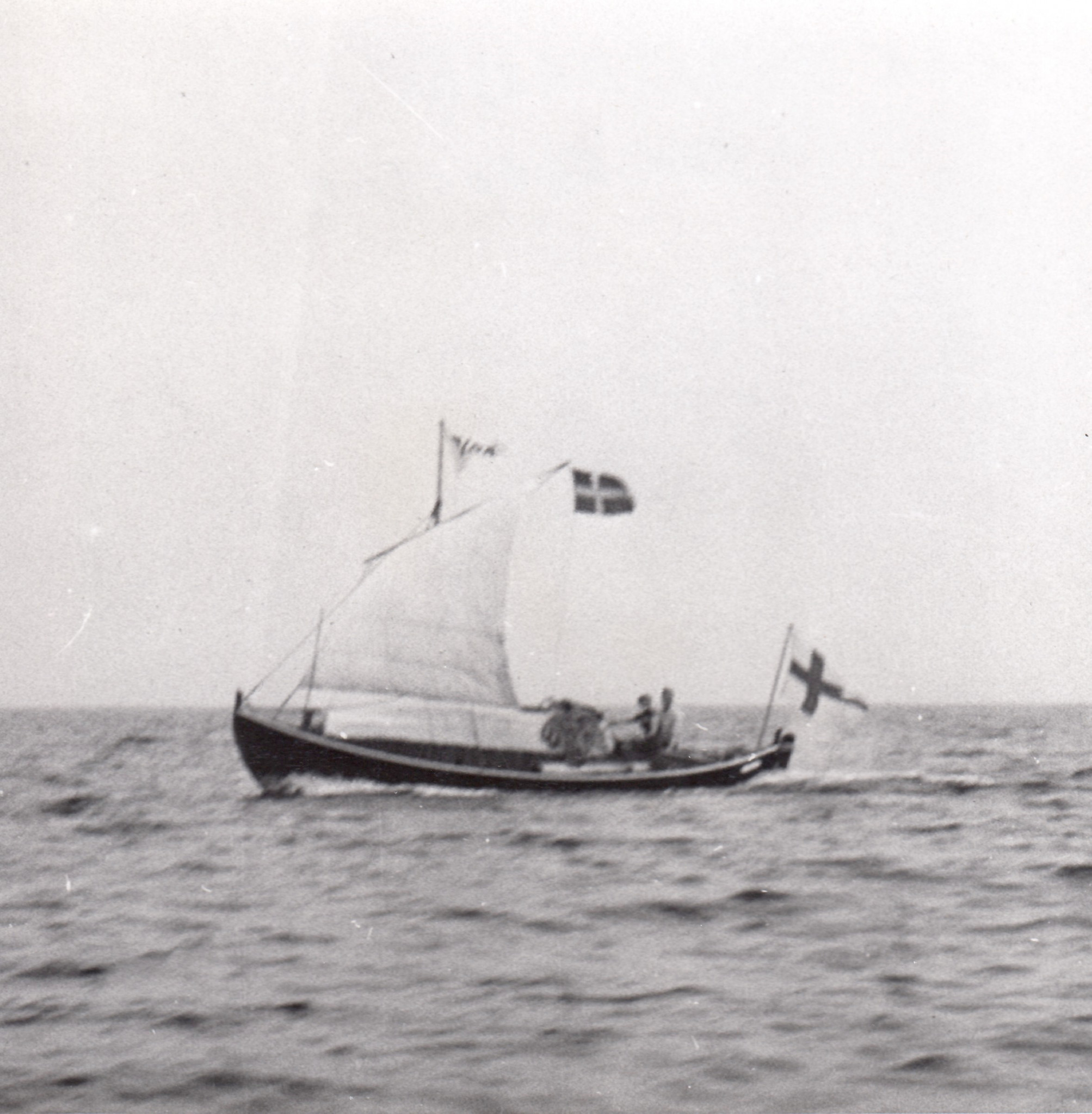 Story of sailing expedition to raise Faroe Islands flag at 1952 Olympic Games revealed