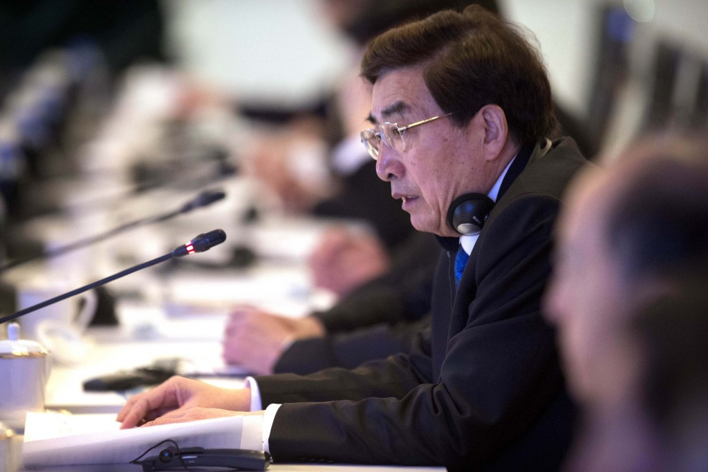 High ranking Government official Guo Jinlong appointed Beijing 2022 Organising Committee President
