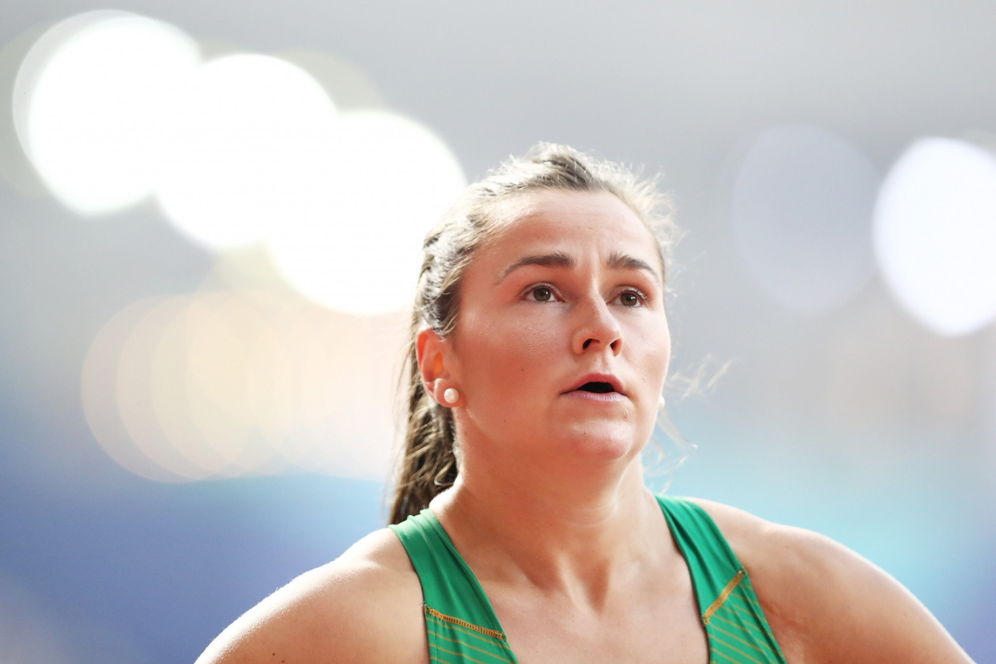 Irish sprinter backs World Athletics' Olympic qualification freeze