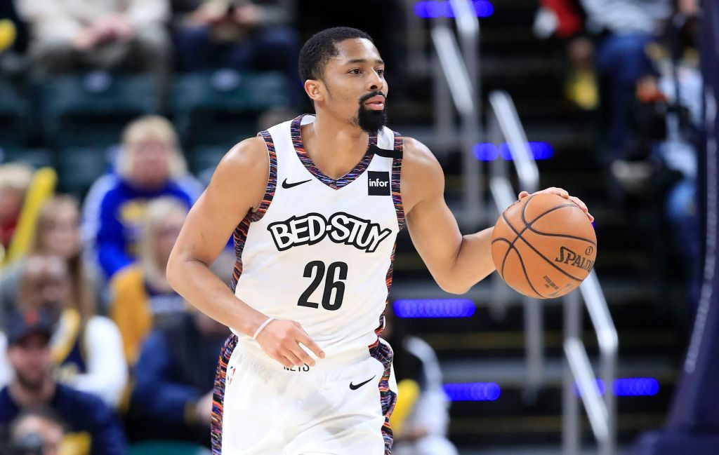 Spencer Dinwiddie is hoping to represent Nigeria at Tokyo 2020 ©Getty Images