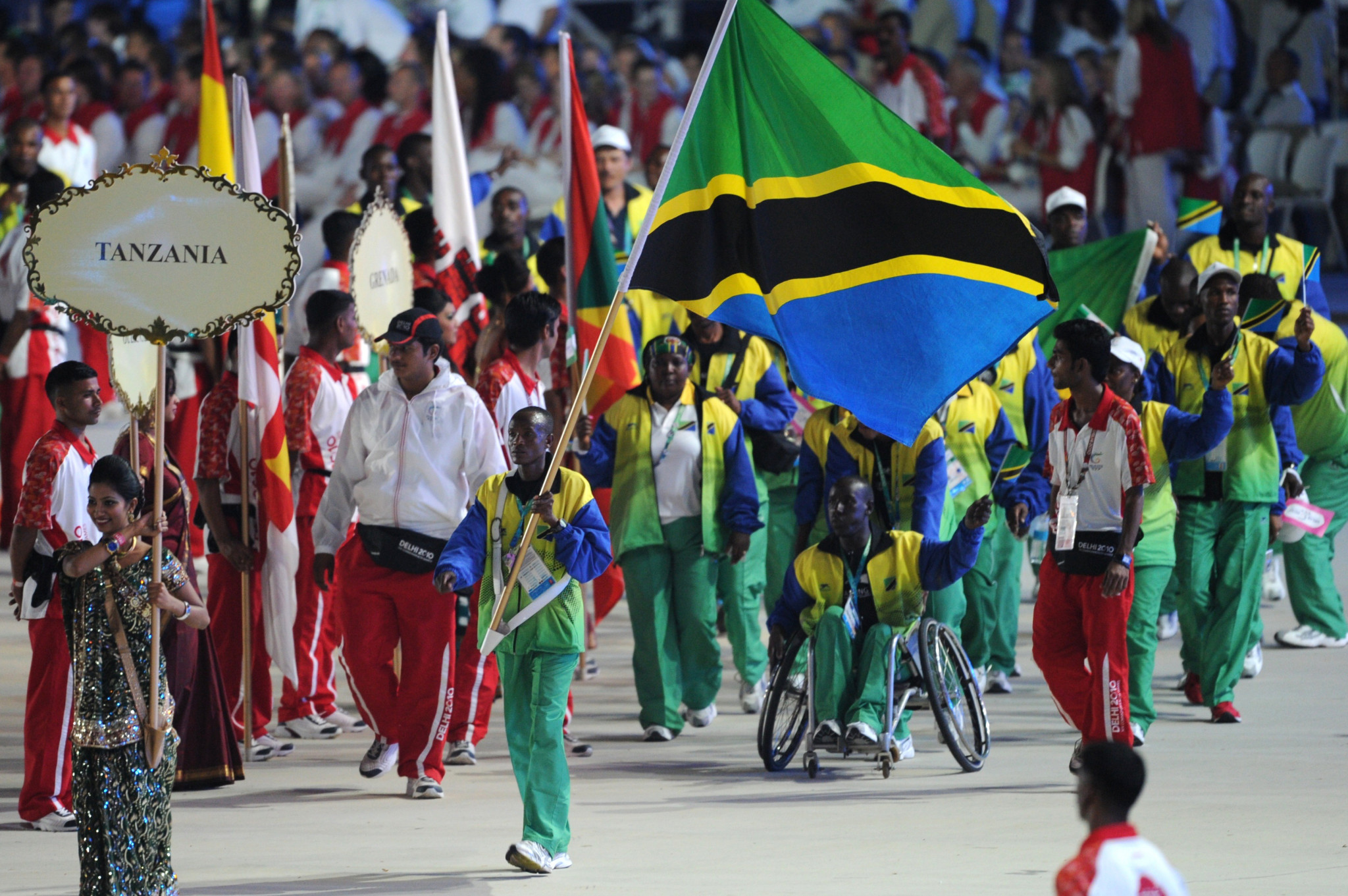 Athletics legend Bayi targets better coaches in role as Tanzania NOC secretary general