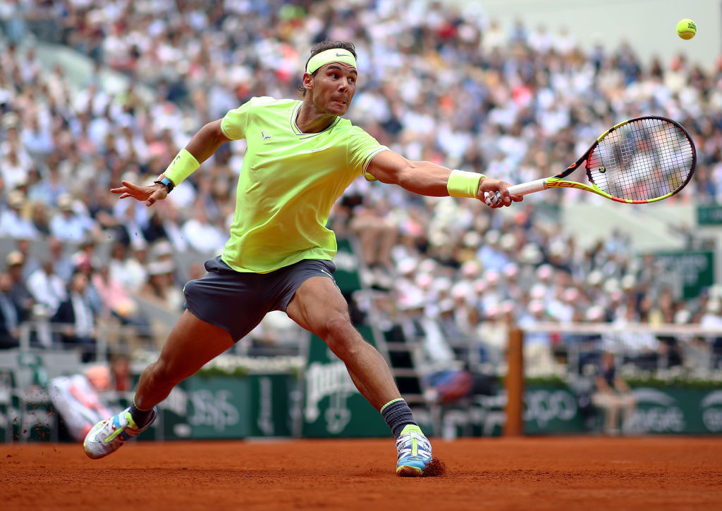 Nadal auctions shirt from 2019 French Open final to aid coronavirus fight