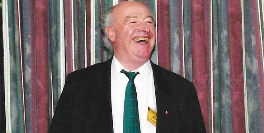 Influential badminton organiser Marrs dies at 83