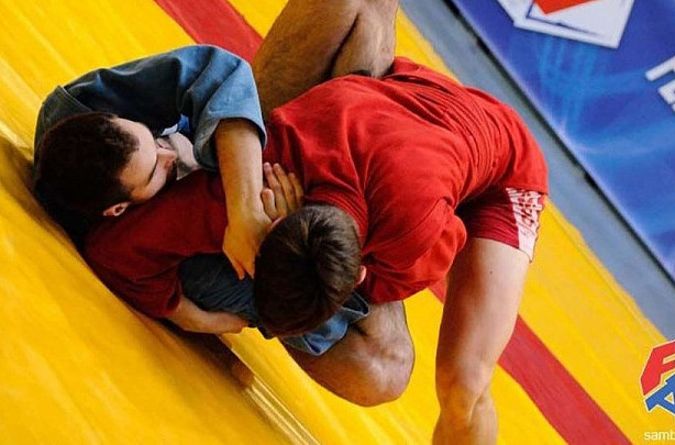 "Tajikistan Sambo Championship held with ""minimum contact, maximum security"""