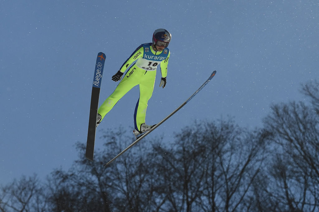 Hendrickson in line for Ski Jumping World Cup return after USA Nordic name team for new season