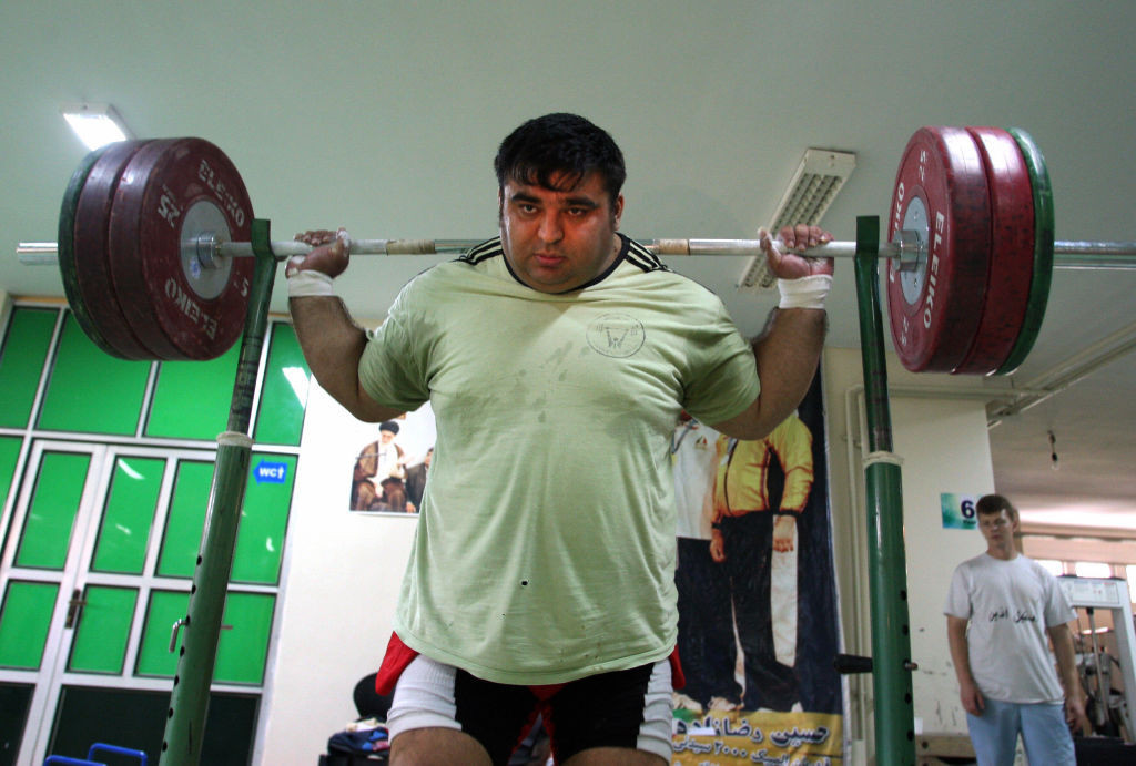 Double Olympic weightlifting champion Rezazadeh appointed to key role in Iranian Para powerlifting