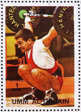 Zygmunt Smalcerz triumphed in the under-52 kilogram event at the Munich 1972 Olympic Games ©Wikipedia