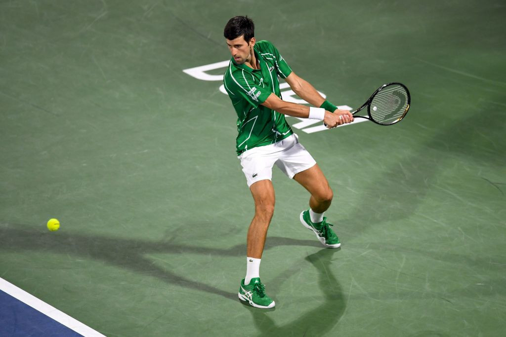 Djokovic admits opposition to compulsory vaccinations could hinder return to tennis