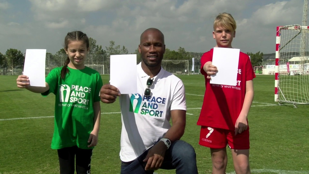"""Peace and Sport satisfied with """"amazingly successful"""" White Card campaign"""