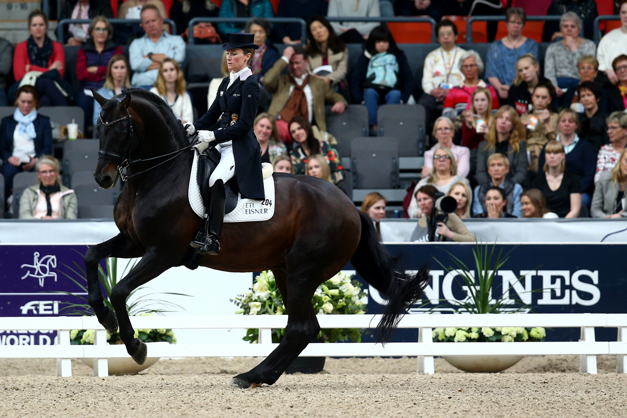 FEI Dressage Calendar Task Force agrees proposals in virtual meeting
