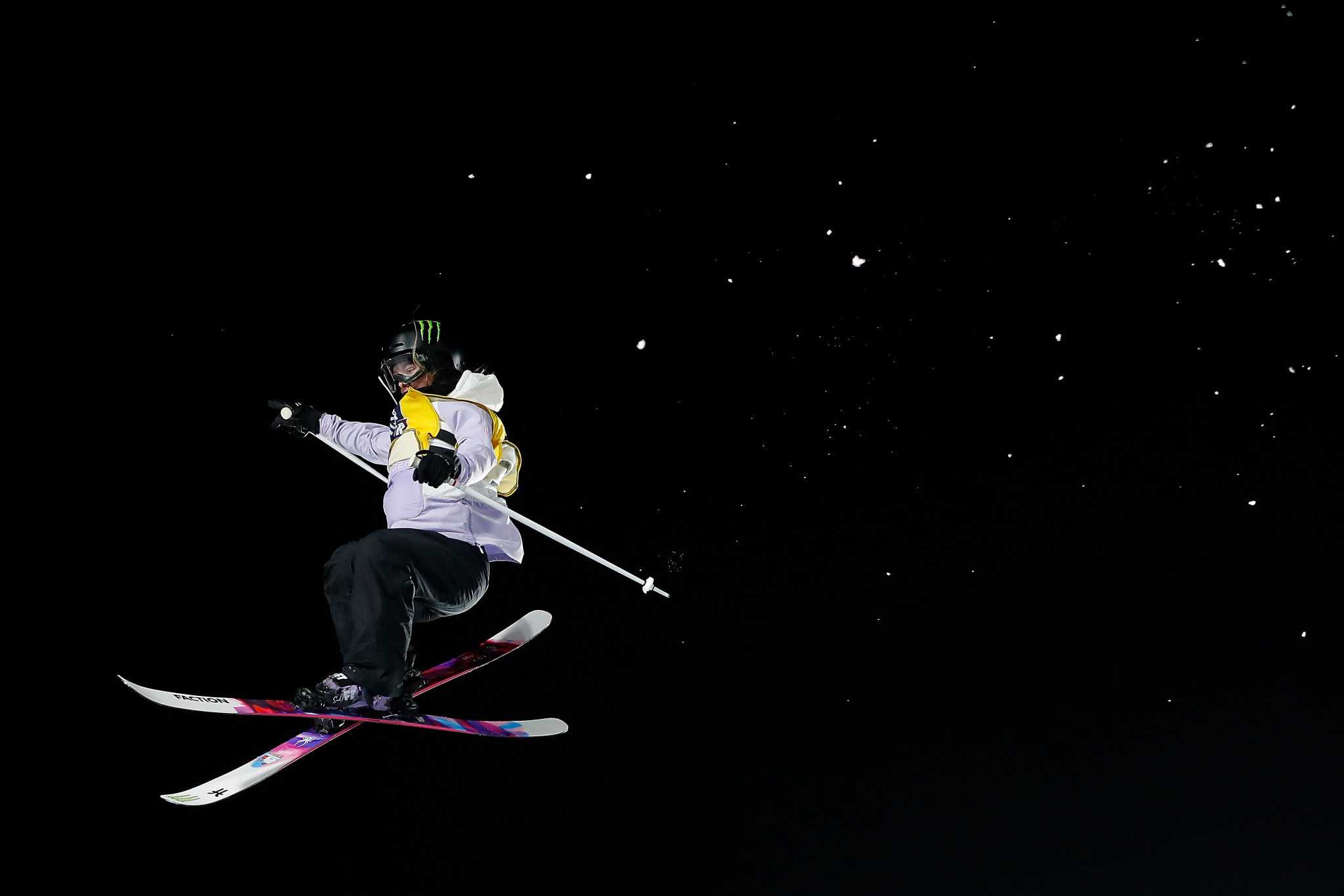 Giulia Tanno was named big air champion in the Freeski World Cup after the 2019-2020 season ended abruptly due to coronavirus ©Getty Images