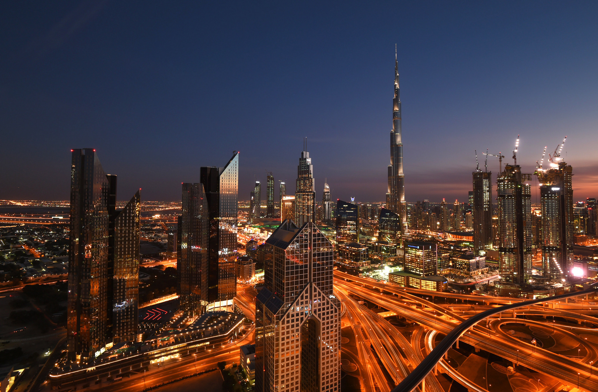 Dubai will host the 2022 World Championships ©Getty Images