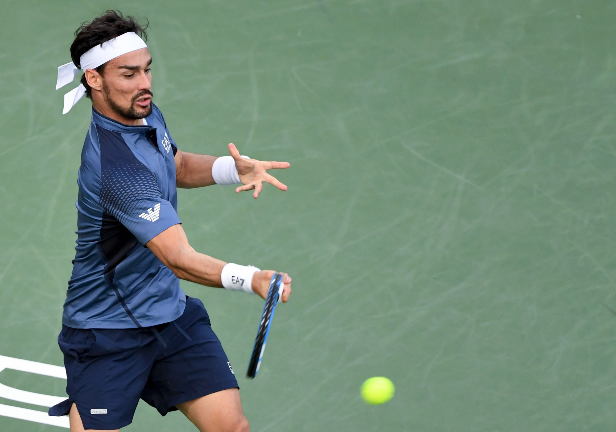 Tennis star Fognini would have skipped Tokyo 2020 this year and considers not returning to Asia