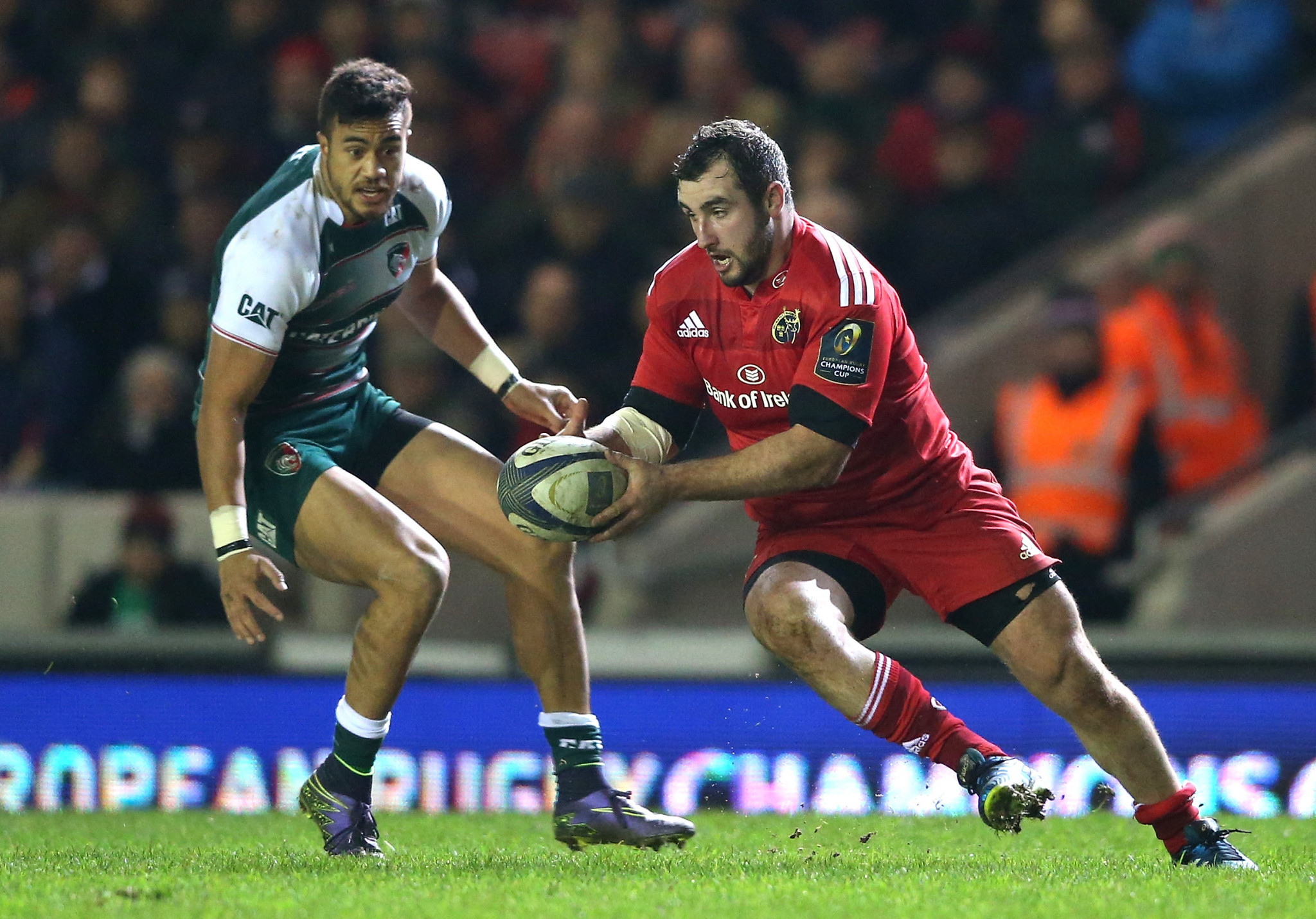 Irish rugby player Cronin banned for a month after failed drugs test put down to pharmacy mix-up